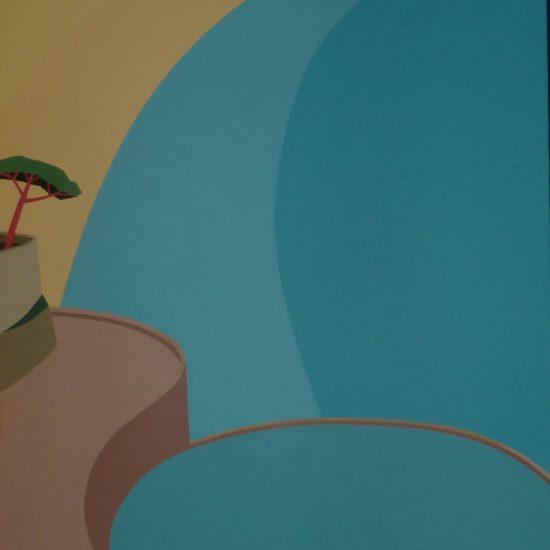 la piscine d eau de mer de Dinard 92x65